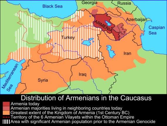 ARMENIA-MAP