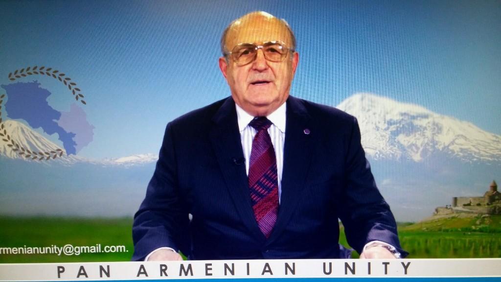 Vahe Karapetyan Pan Armenia Unity