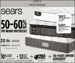 Sears - Only in Glendale